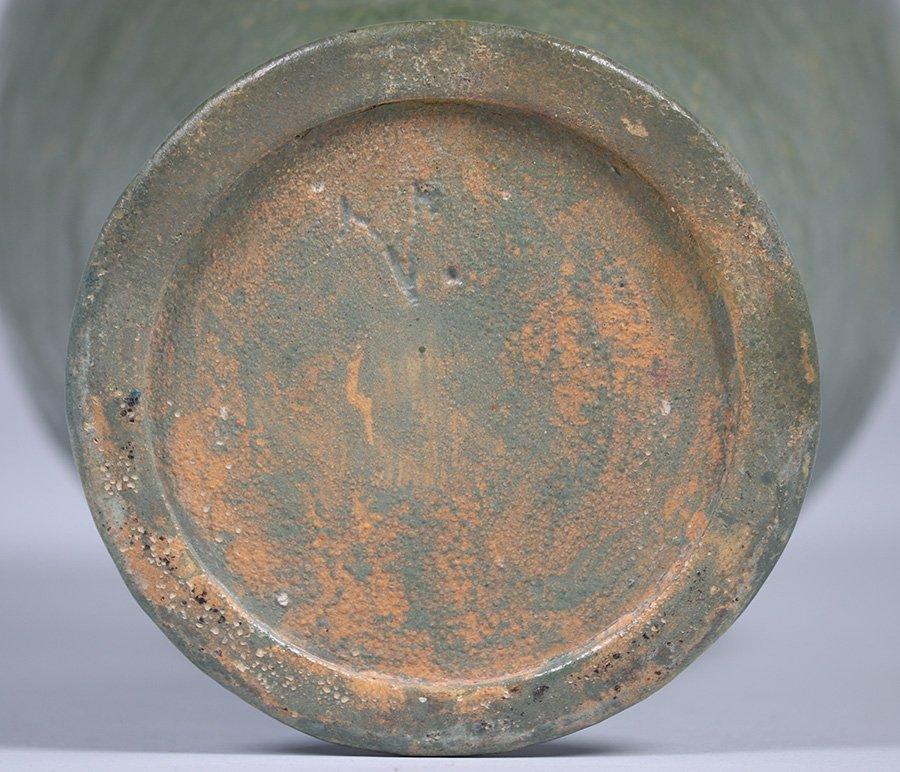 Volkmar Pottery Baluster-Shaped Vase - 5