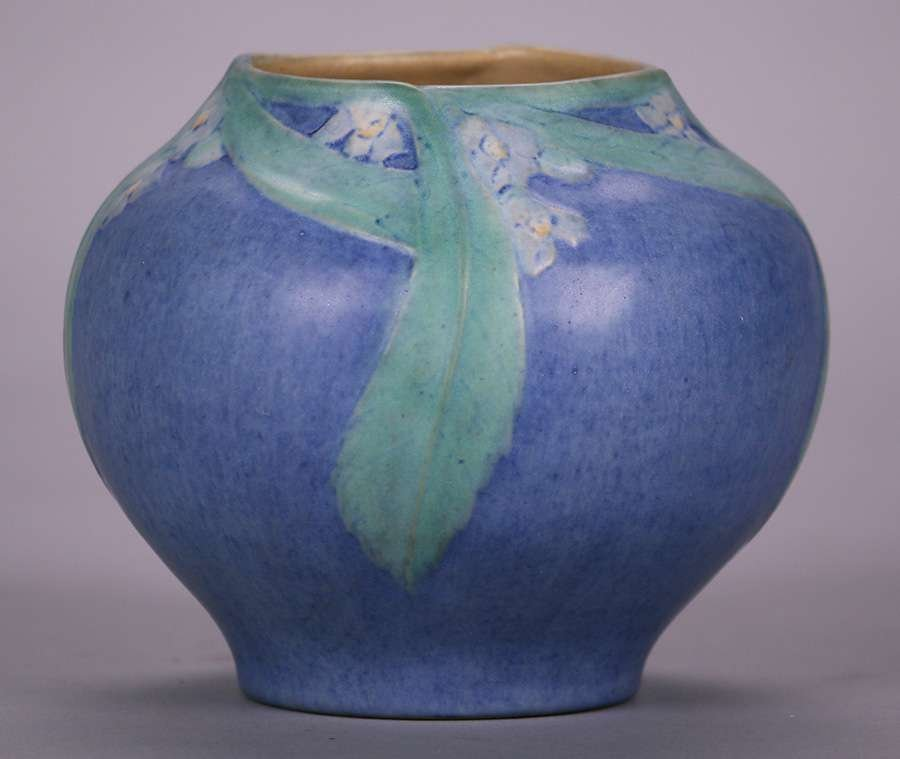 Newcomb College Vase by Sadie Irvine c1923