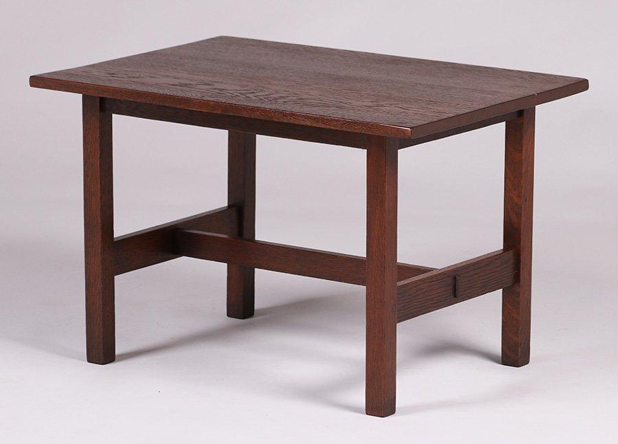 Gustav Stickley Rectangular Child's Table