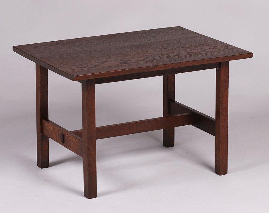 Gustav Stickley Rectangular Child's Table - 2