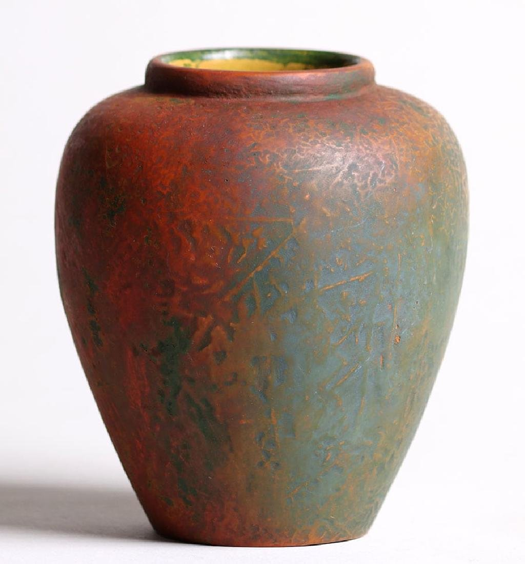 Markham Pottery Vase #3578 - 2