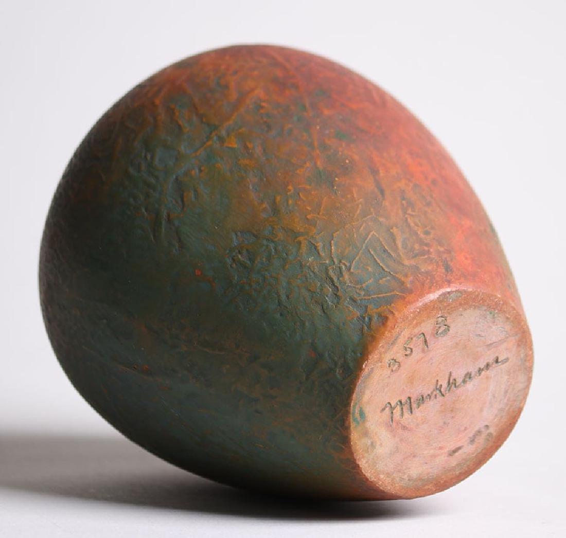 Markham Pottery Vase #3578 - 3