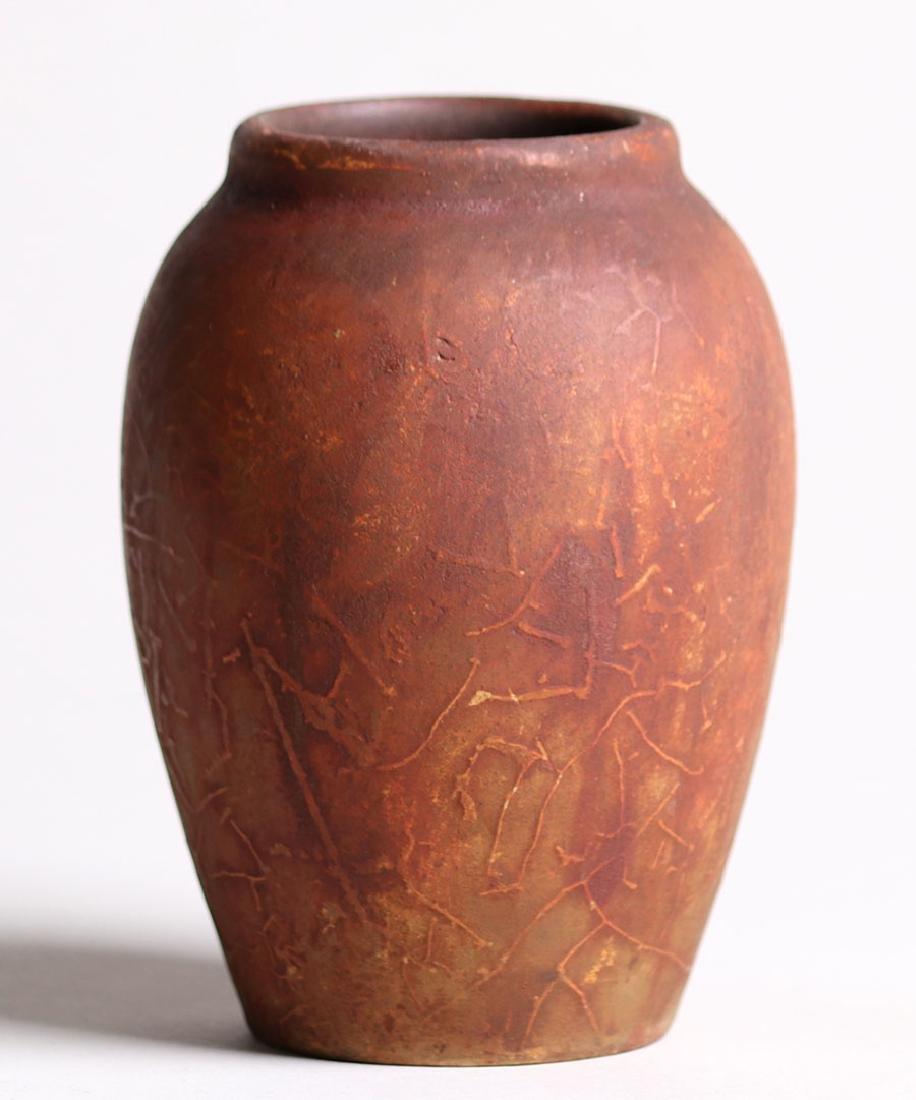 Markham Pottery Vase #4369 - 2