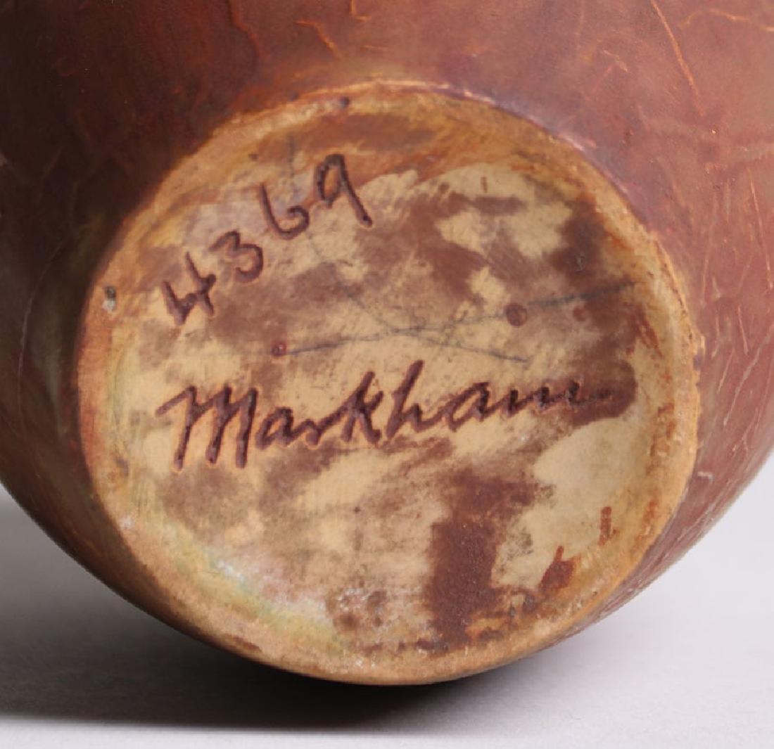 Markham Pottery Vase #4369 - 4