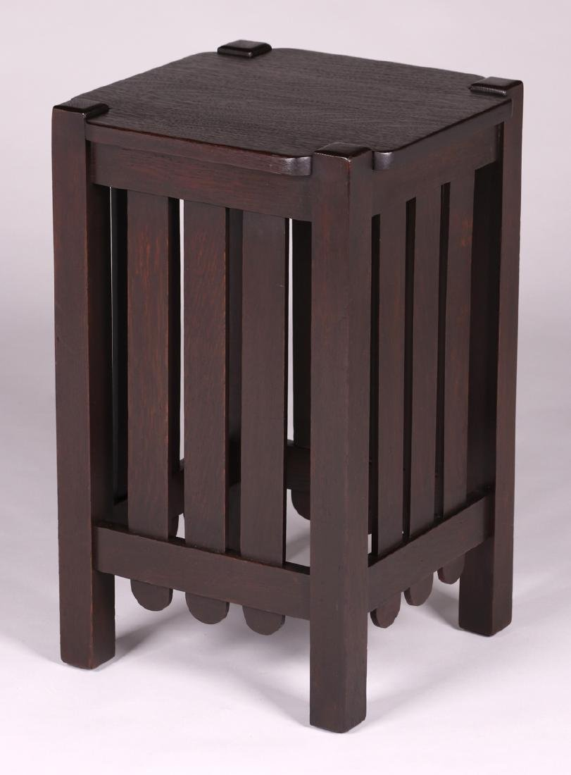 Stickley Brothers Square Side Table
