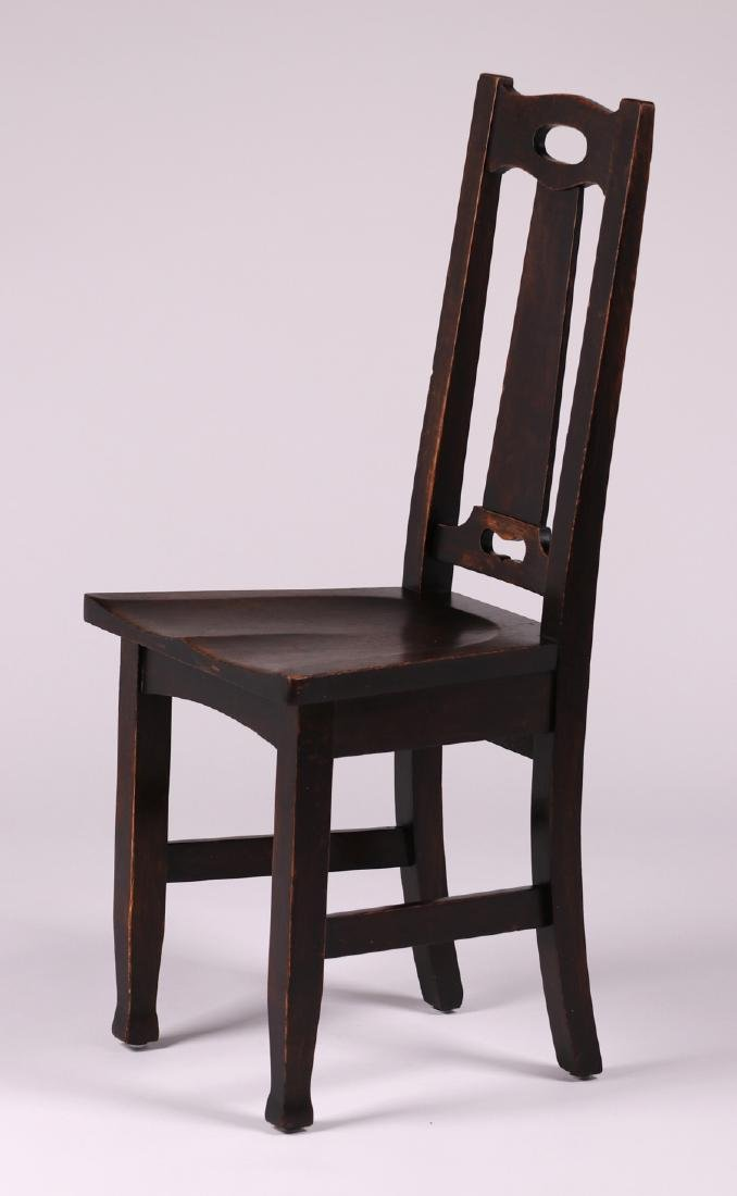 Stickley Brothers Side Chair Cutout Handle - 2