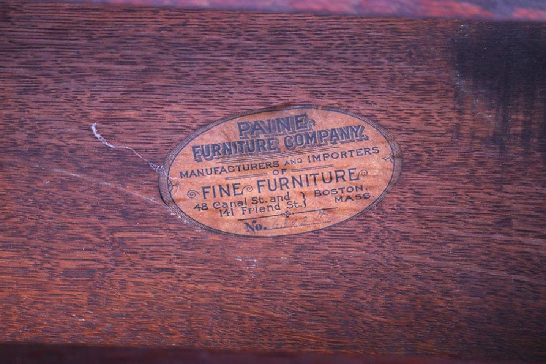 Paine Furniture Co Footstool c1910 - 2
