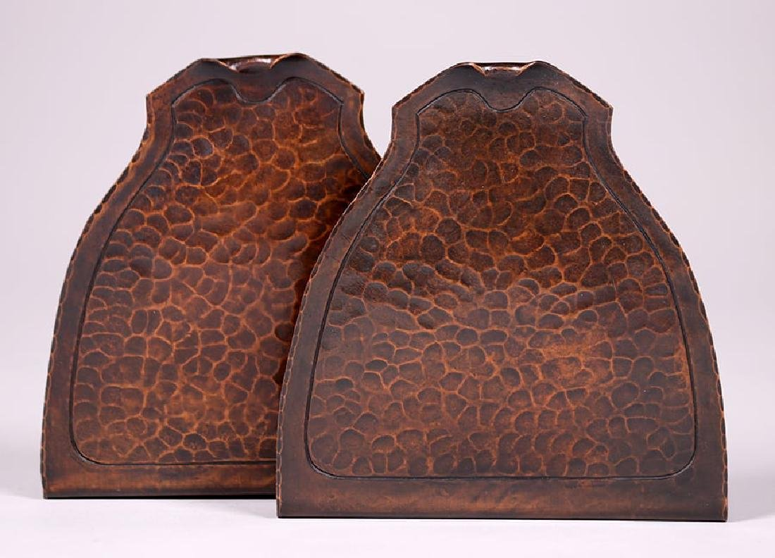 Early Craftsman Studios Bookends c1920s