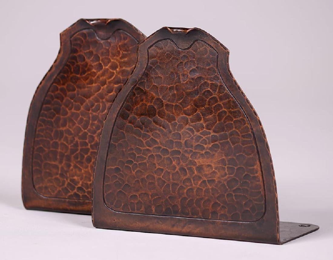 Early Craftsman Studios Bookends c1920s - 2