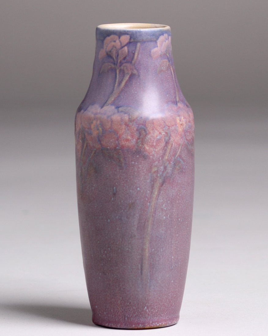 Newcomb College Vase Anne Frances Simpson 1915