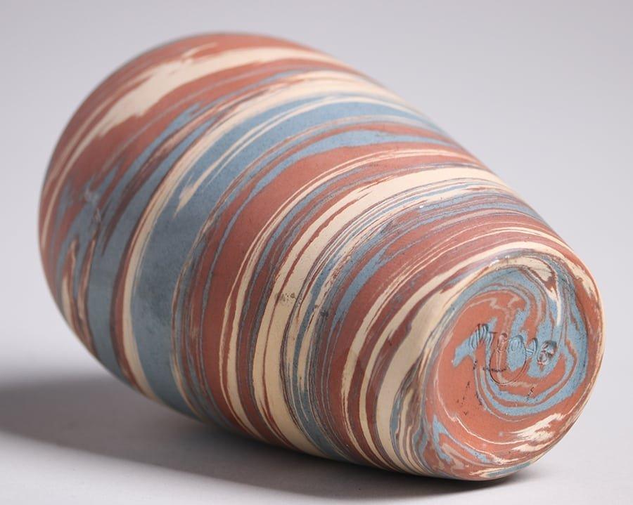 Niloak Mission Swirl Vase - 3