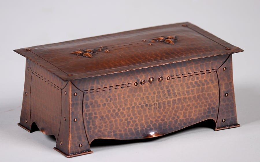 Old Mission Kopper Kraft Box c1922-1925 - 2