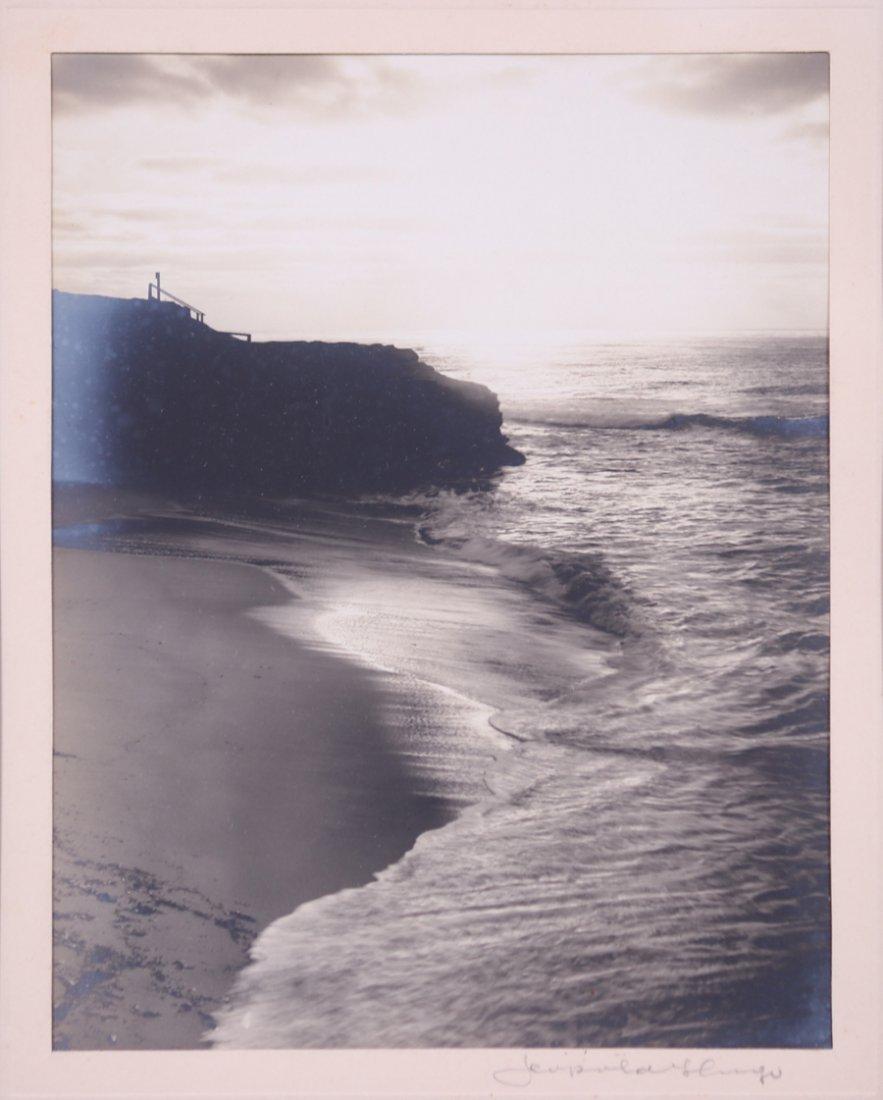 Leopold Hugo California Coast Photograph c1910-1920