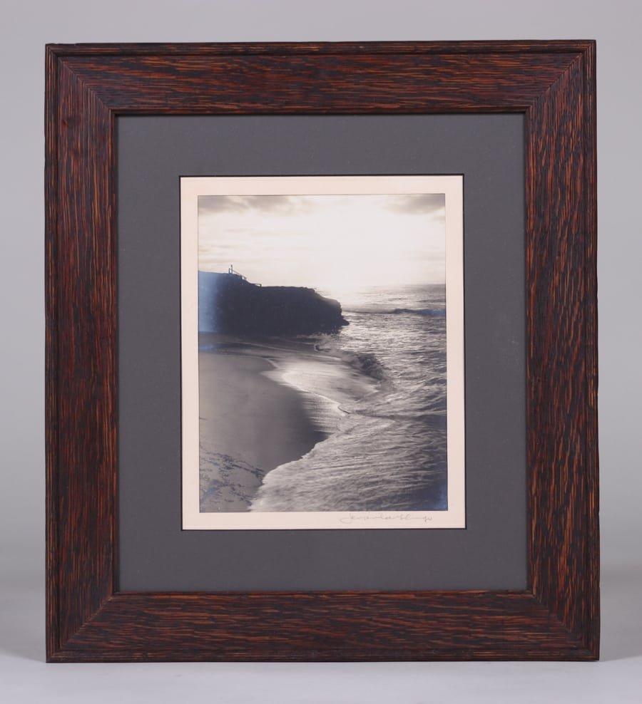 Leopold Hugo California Coast Photograph c1910-1920 - 2