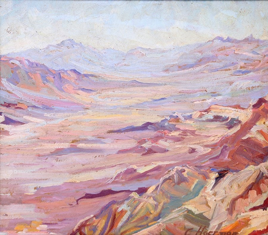Carl Hoerman Arizona Southwest Painting