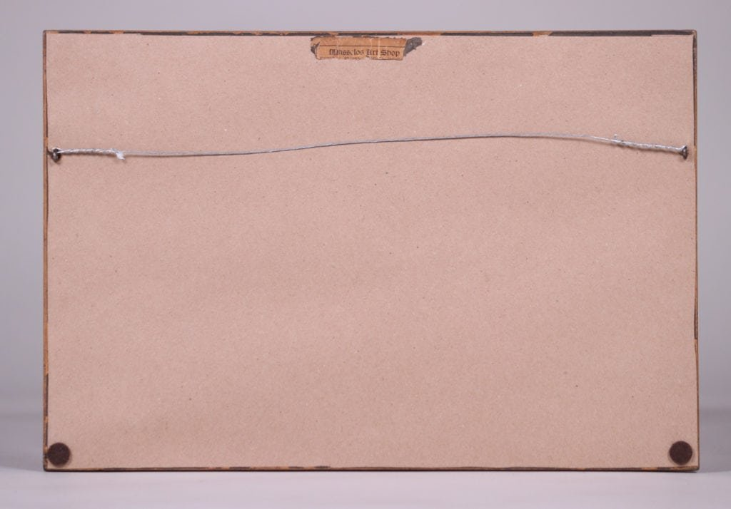 Vintage Hand-Tinted Photo Arizona c1920s - 3