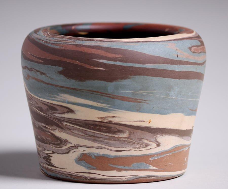 Niloak Mission Swirl Vase - 2