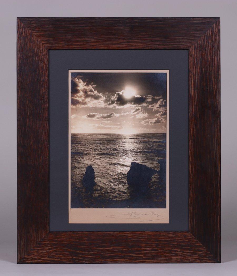 Leopold Hugo California Ocean Sunset Photo - 2