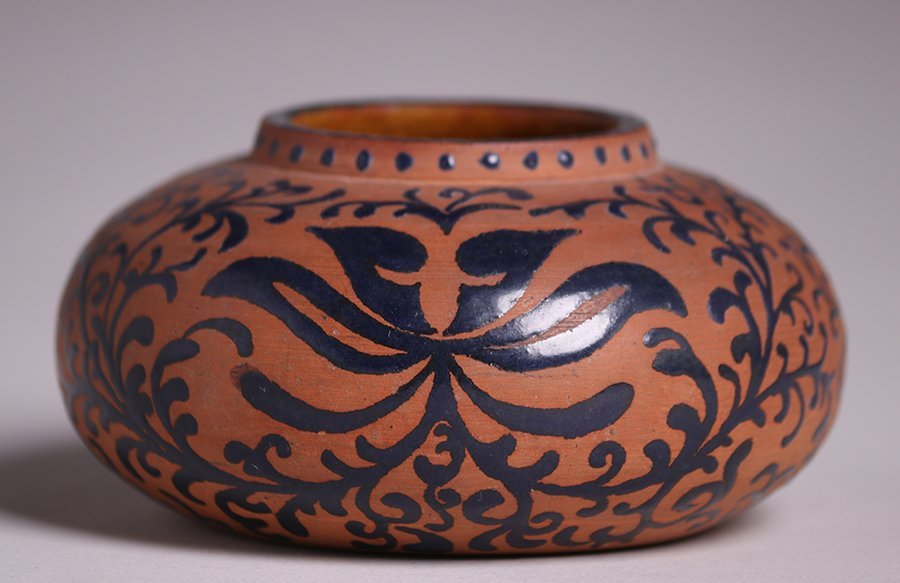 Early Merrimac Pottery Vase - 3
