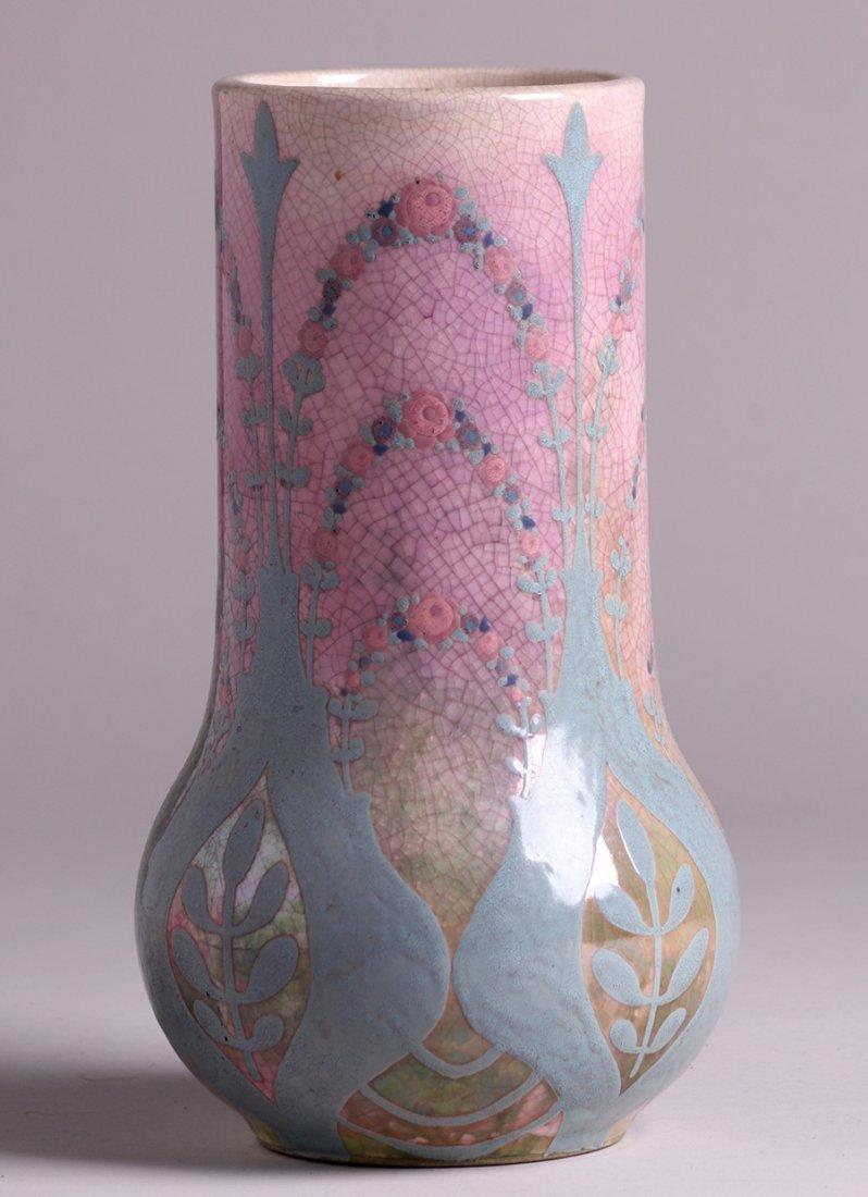 Dorothea Warren O'Hara Decorated Vase c1915