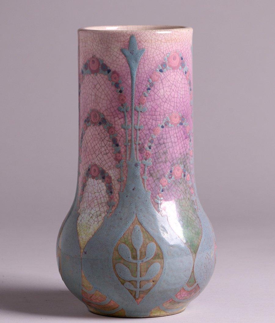 Dorothea Warren O'Hara Decorated Vase c1915 - 2
