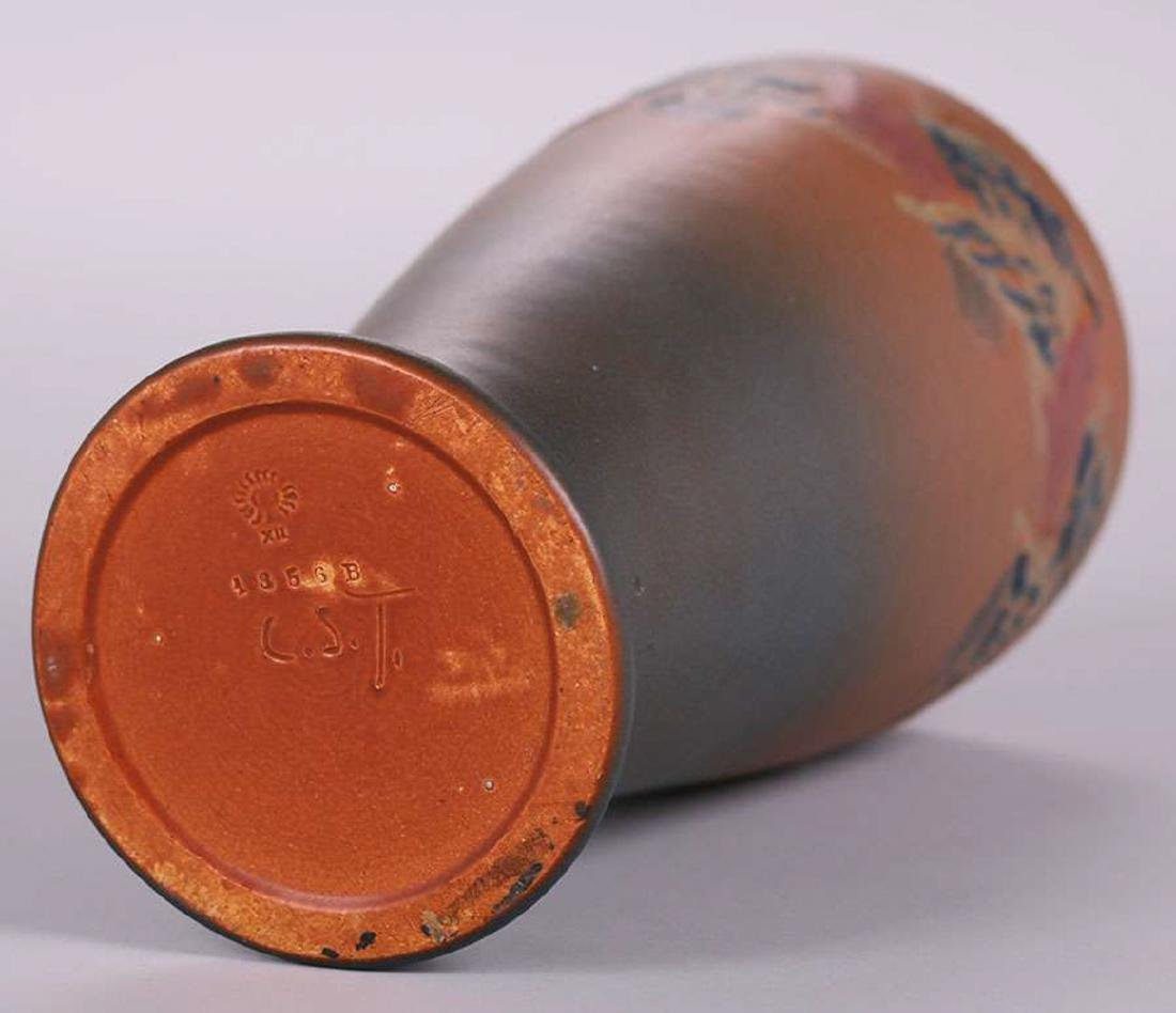 "Rookwood 14"" Vase Charles S. Todd 1912 - 4"