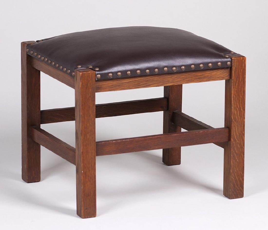 Lifetime Furniture Co Footstool #406