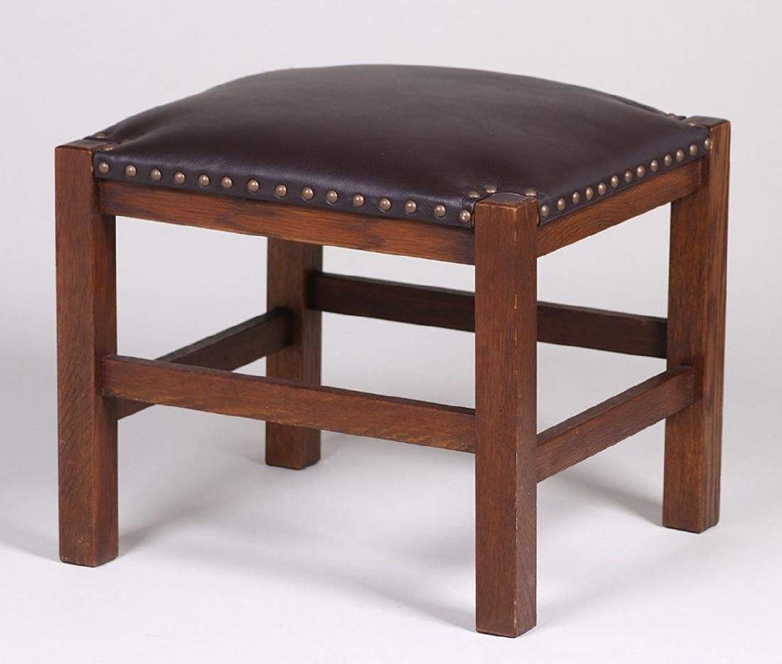 Lifetime Furniture Co Footstool #406 - 2