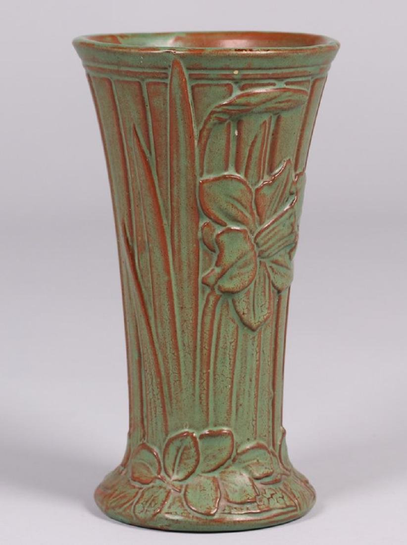 "Peters and Reed 10"" Floral Vase - 2"