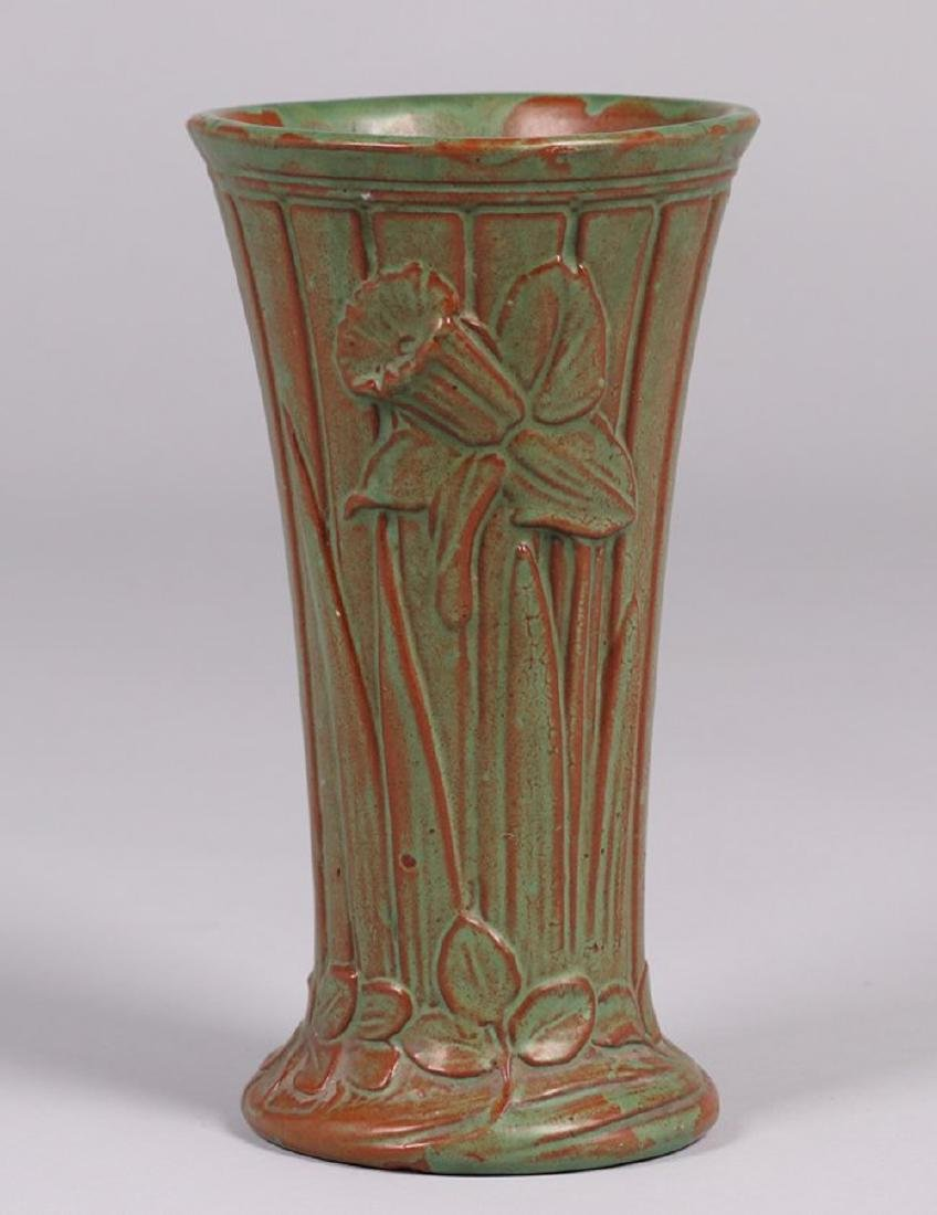"Peters and Reed 10"" Floral Vase - 3"