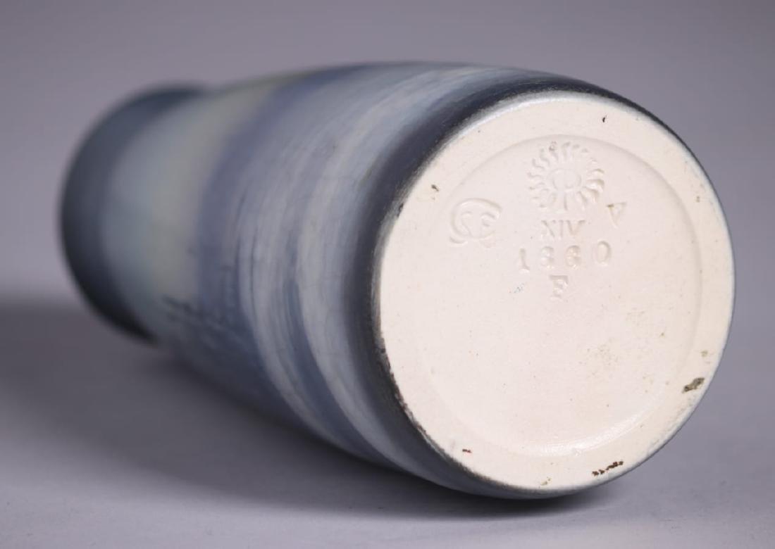 Rookwood Scenic Vellum Vase Sallie Coyne 1914 - 5