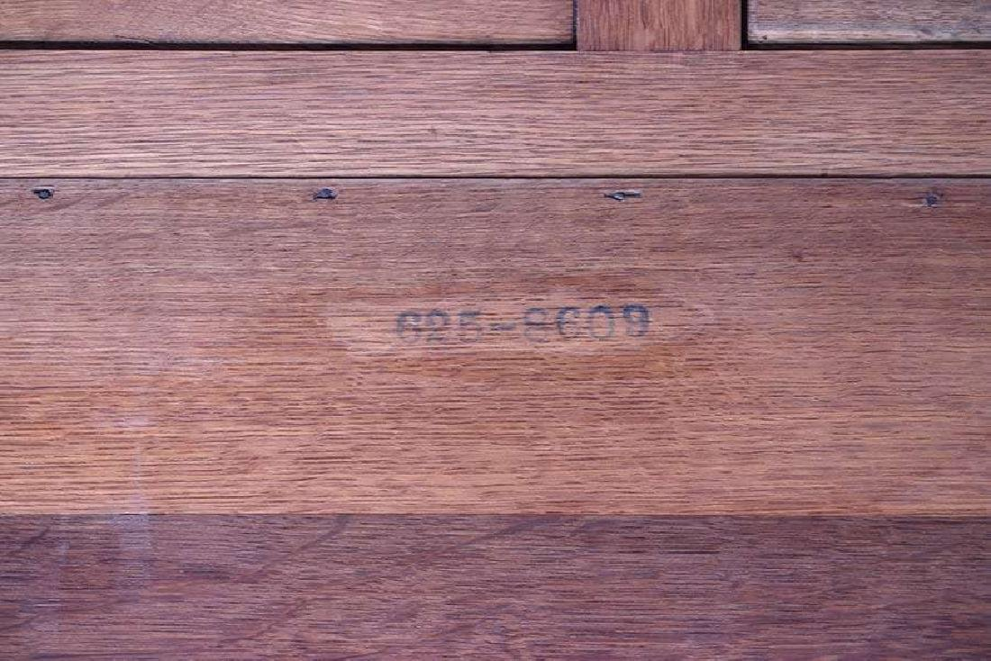 Rare Stickley Brothers #8609 Hutch Sideboard c1910 - 4