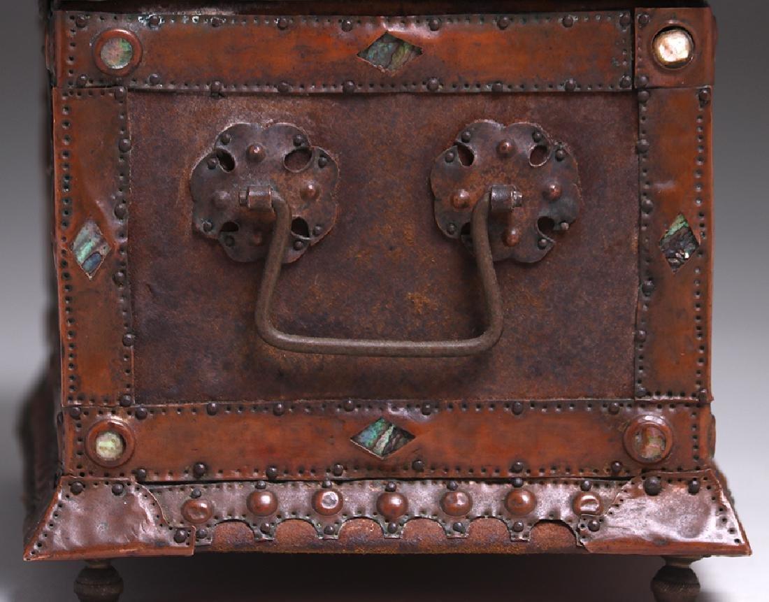 Charles Frederick Eaton Jewelry Box c1906 - 10