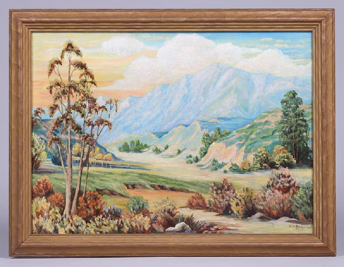 Alexander Podchernikoff California Landscape Painting - 2