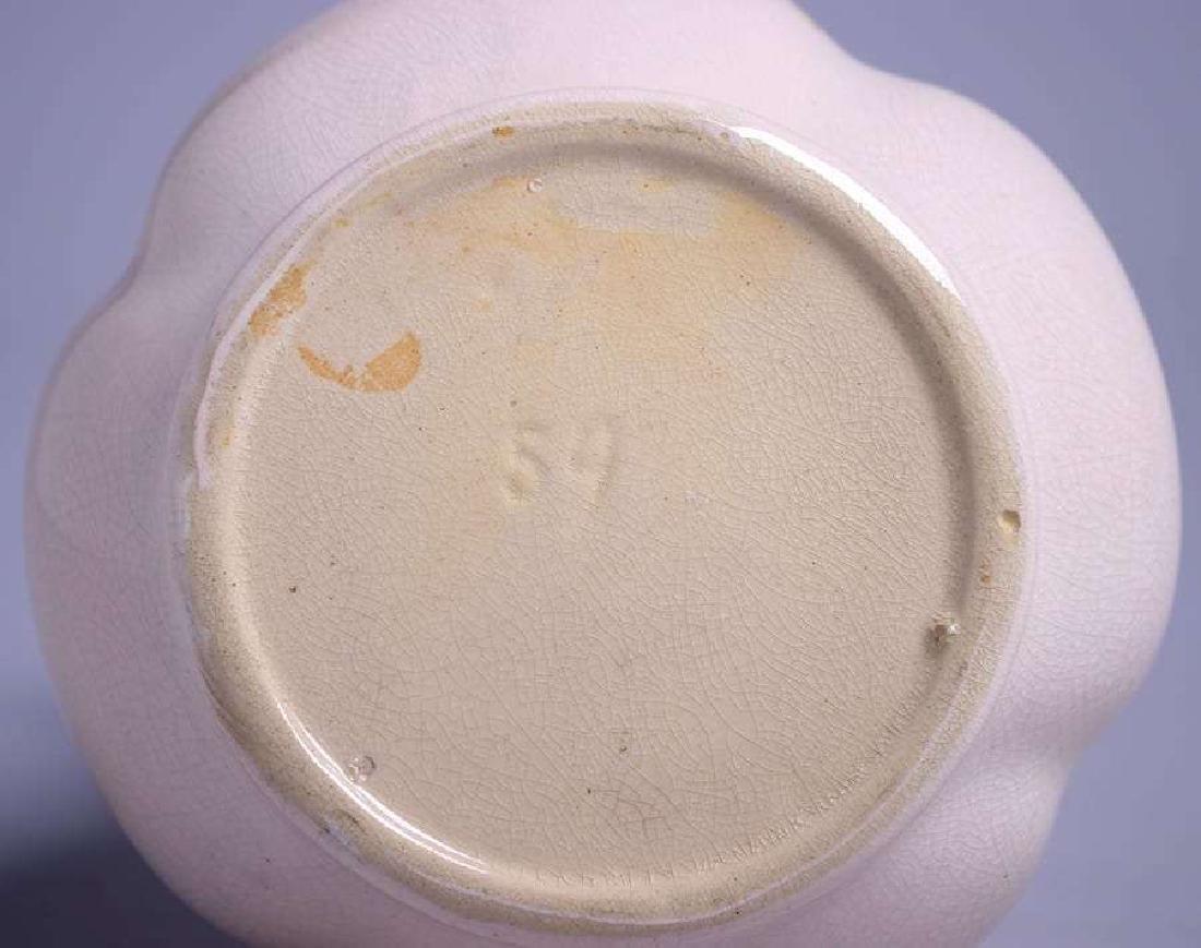 Weller Jap Birdinal Geese Vase - 3