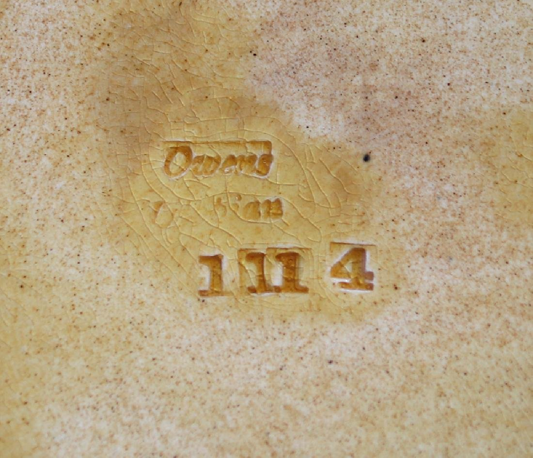Owens Pottery Utopia Vase #114 - 2