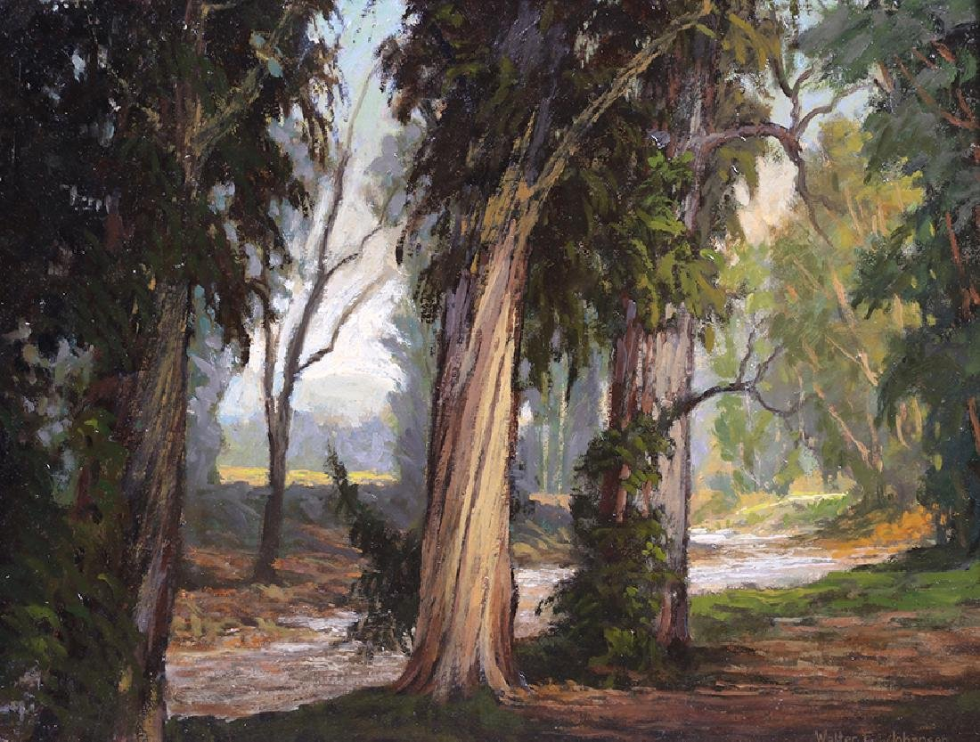 Walter Edward Johansen California Painting