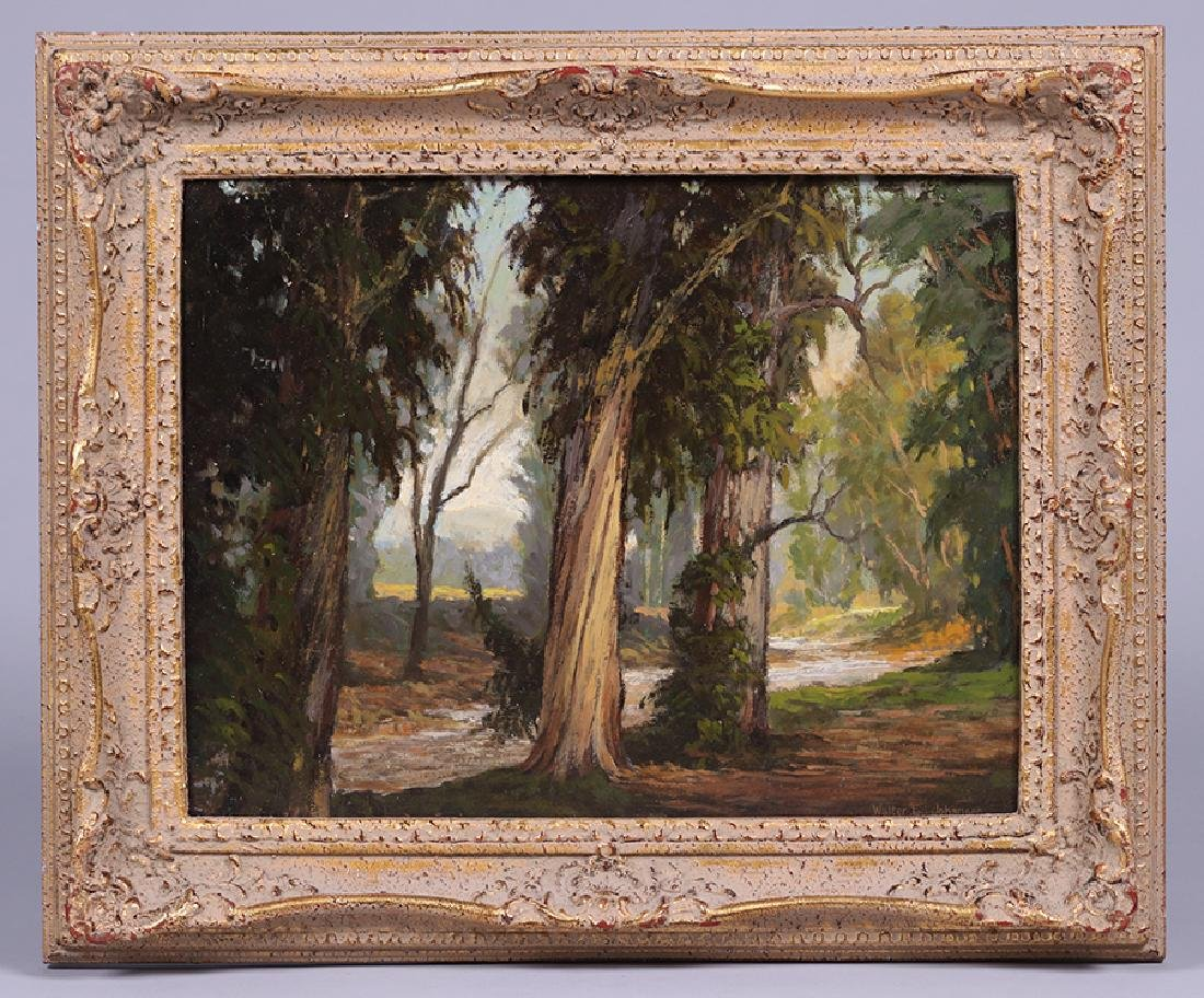 Walter Edward Johansen California Painting - 2