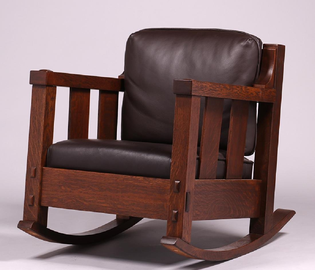 Massive Lifetime Furniture Co Rocker #2