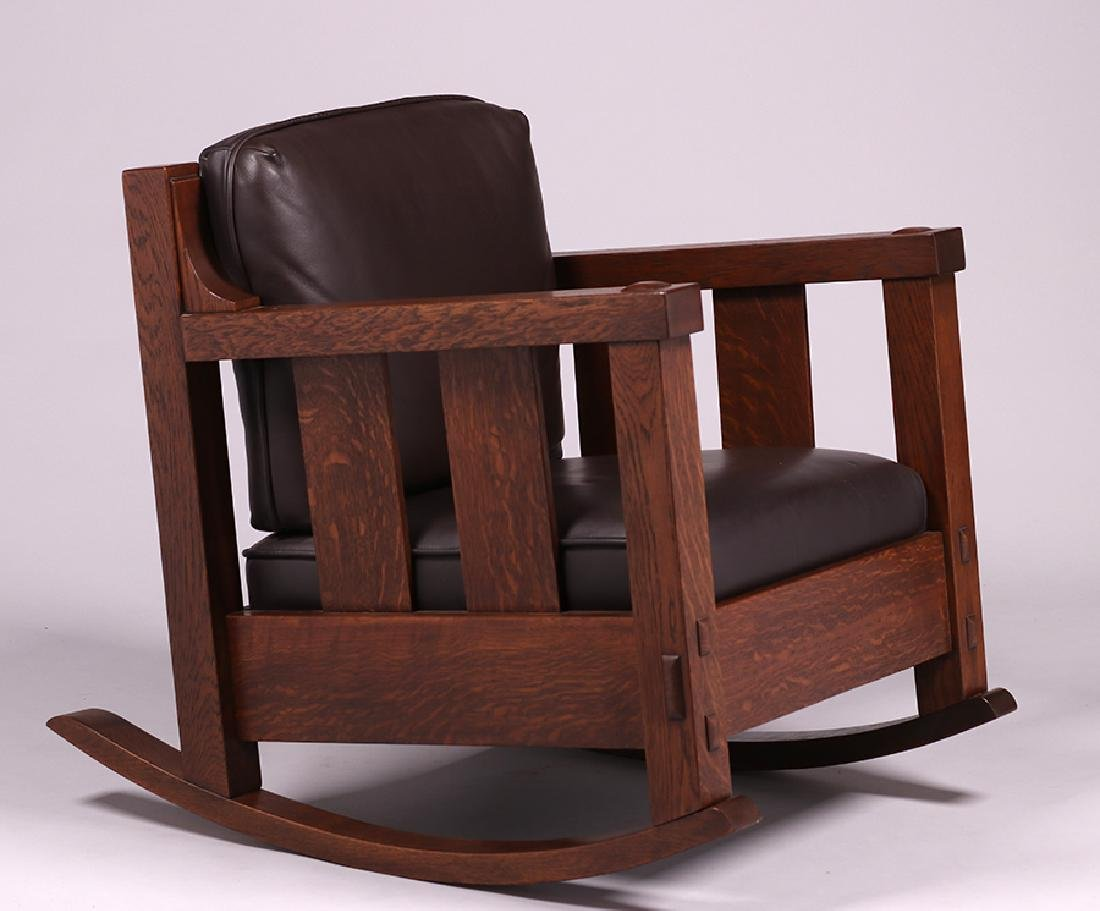 Massive Lifetime Furniture Co Rocker #2 - 2