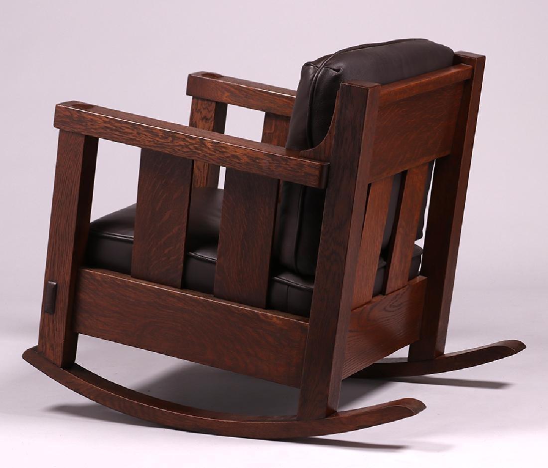 Massive Lifetime Furniture Co Rocker #2 - 4