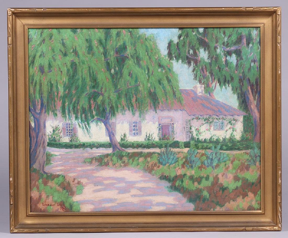 Lorenzo Geck Oil Painting 1928 - 2