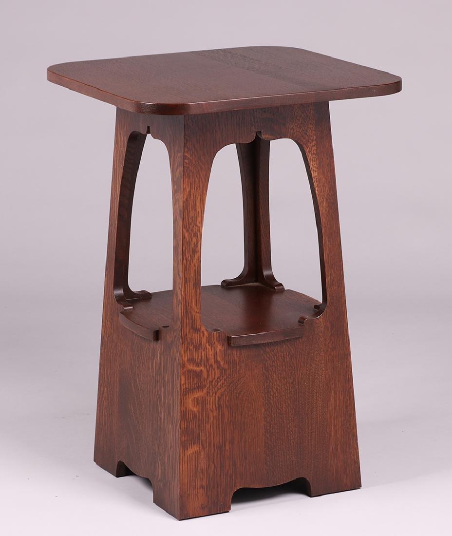 New Stickley Limbert Pagoda Table