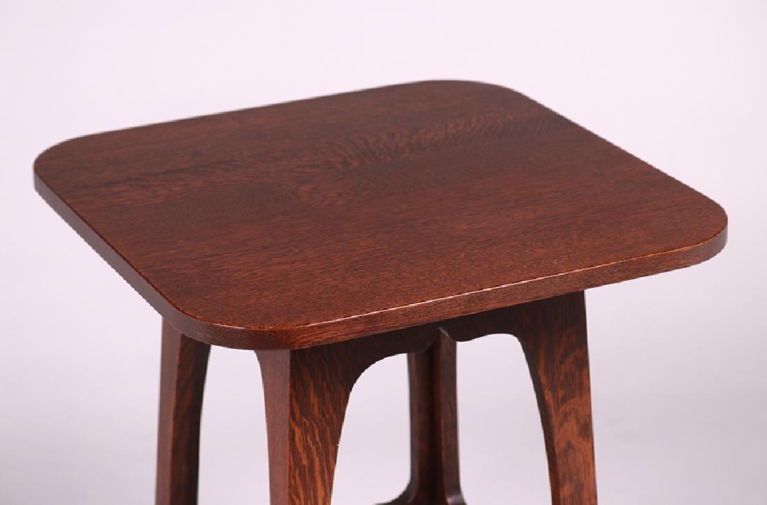 New Stickley Limbert Pagoda Table - 3