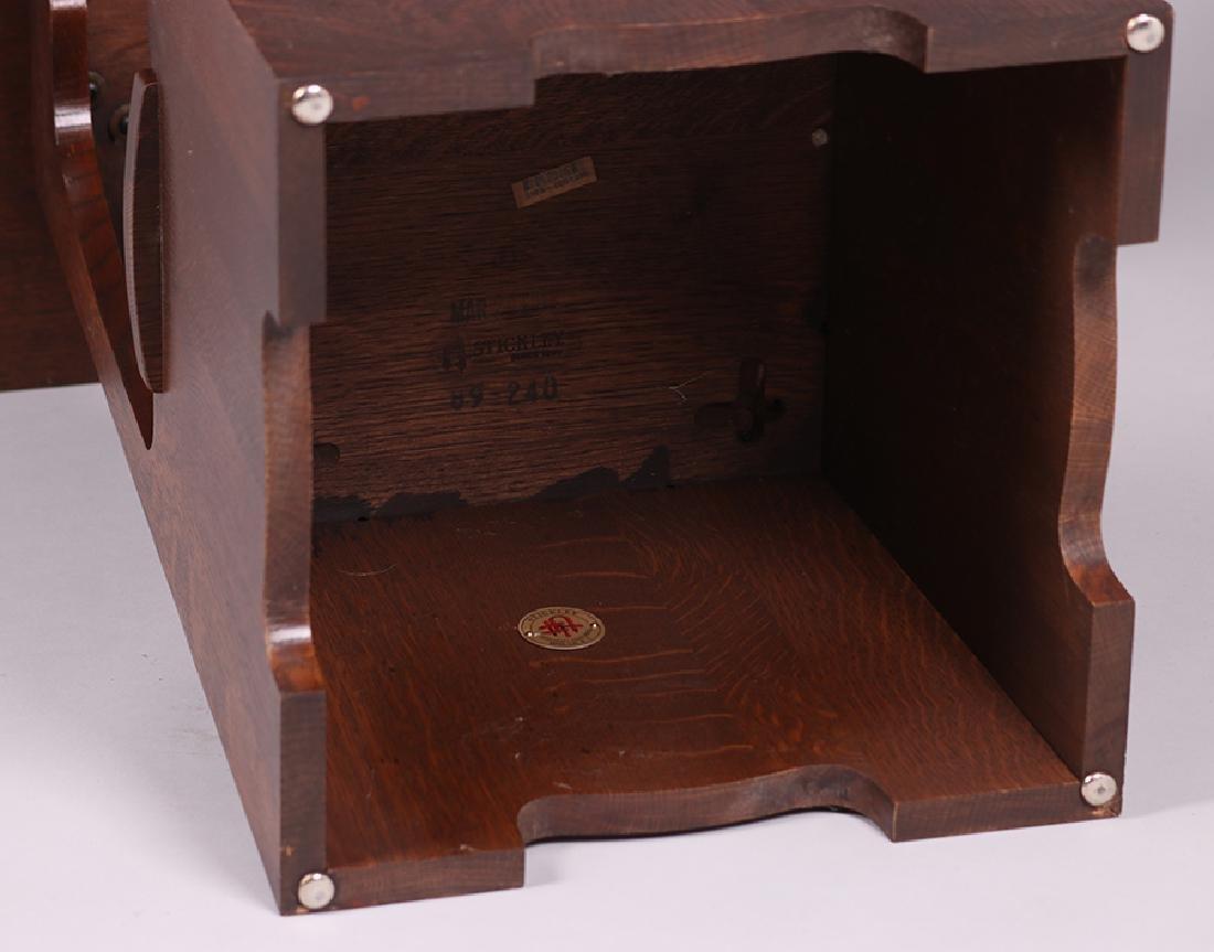 New Stickley Limbert Pagoda Table - 5