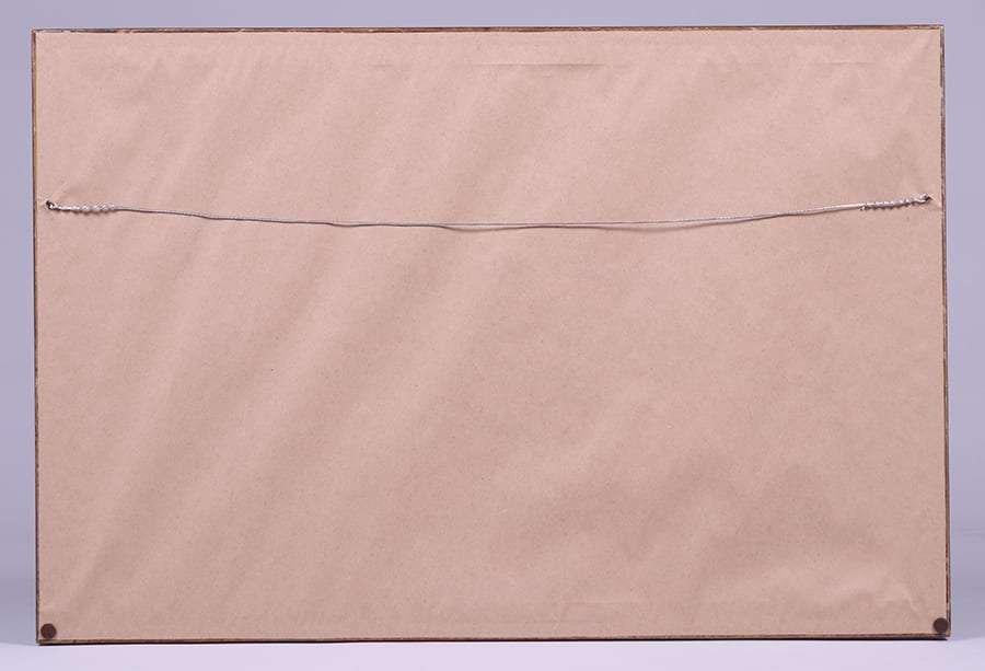 """Large Marion Wachtel Print """"The Oaks"""" c1917 - 3"""