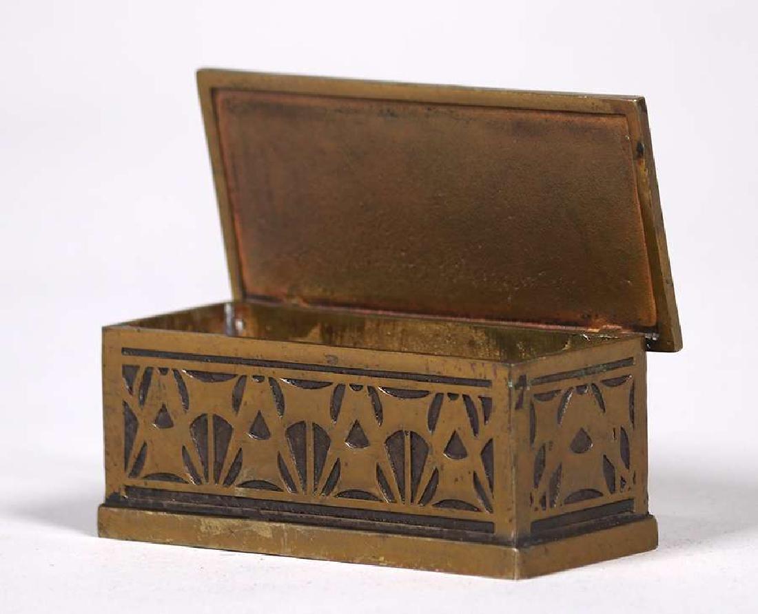 Robert Jarvie - George Elmslie Designed Stamp Box 1912 - 4