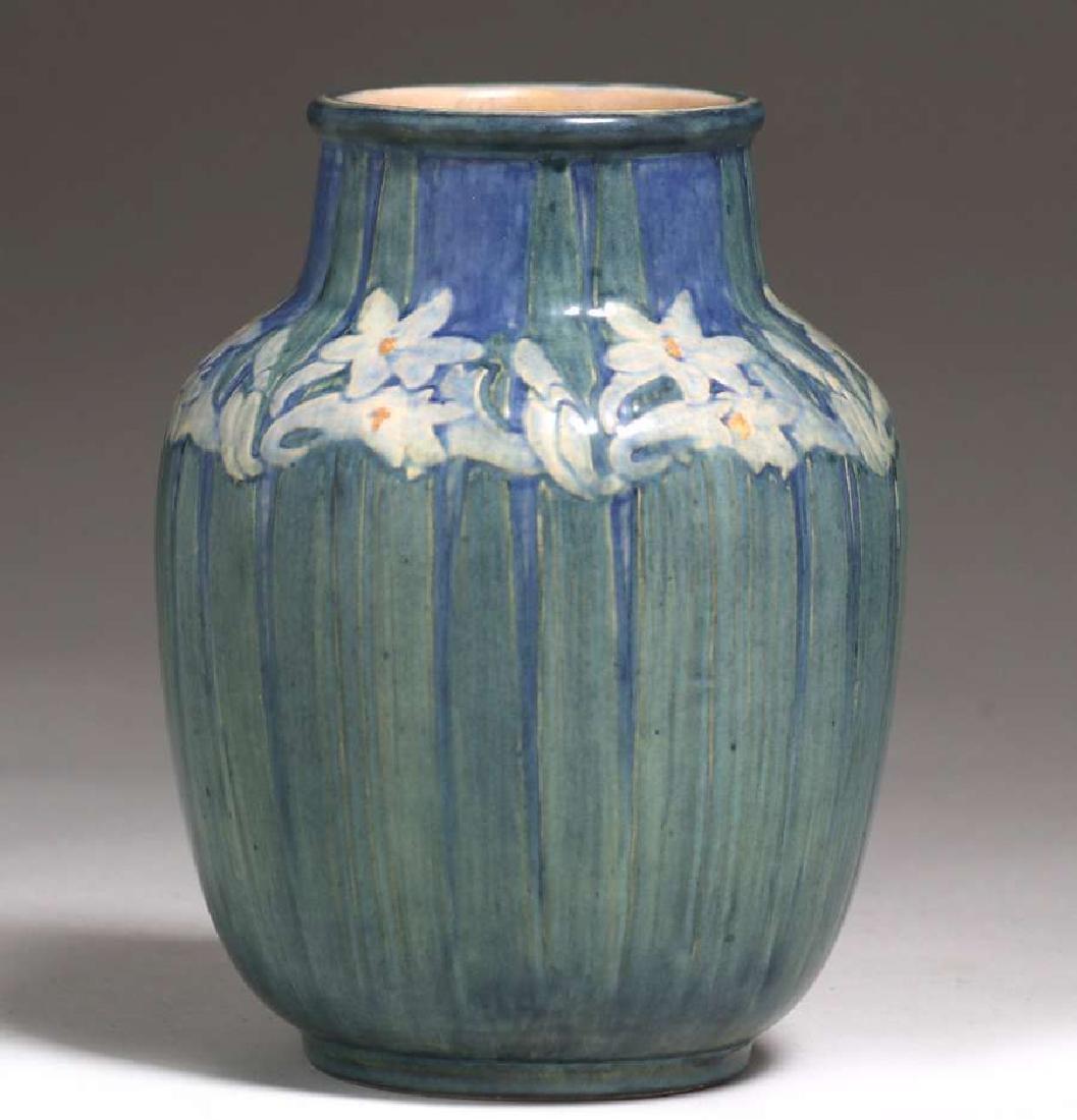 Newcomb Transitional Vase Paperwhites Henrietta Bailey