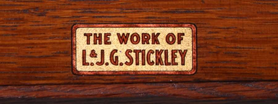 L&JG Stickley Grandfather Clock c1910 - 4