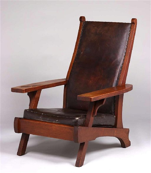 Awesome Krug Furniture Co 311 Club Chair C1910 Evergreenethics Interior Chair Design Evergreenethicsorg